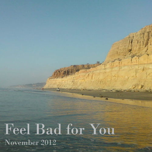 Feel Bad for You, November 2012