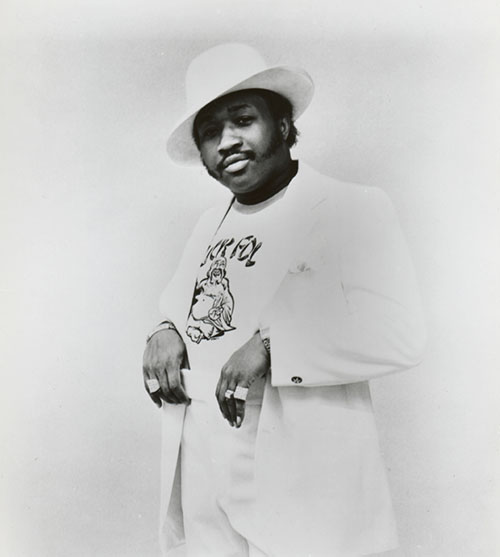 Swamp Dogg a.k.a. Jerry Williams