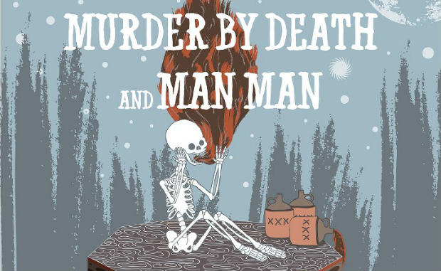 Murder by Death-Man Man