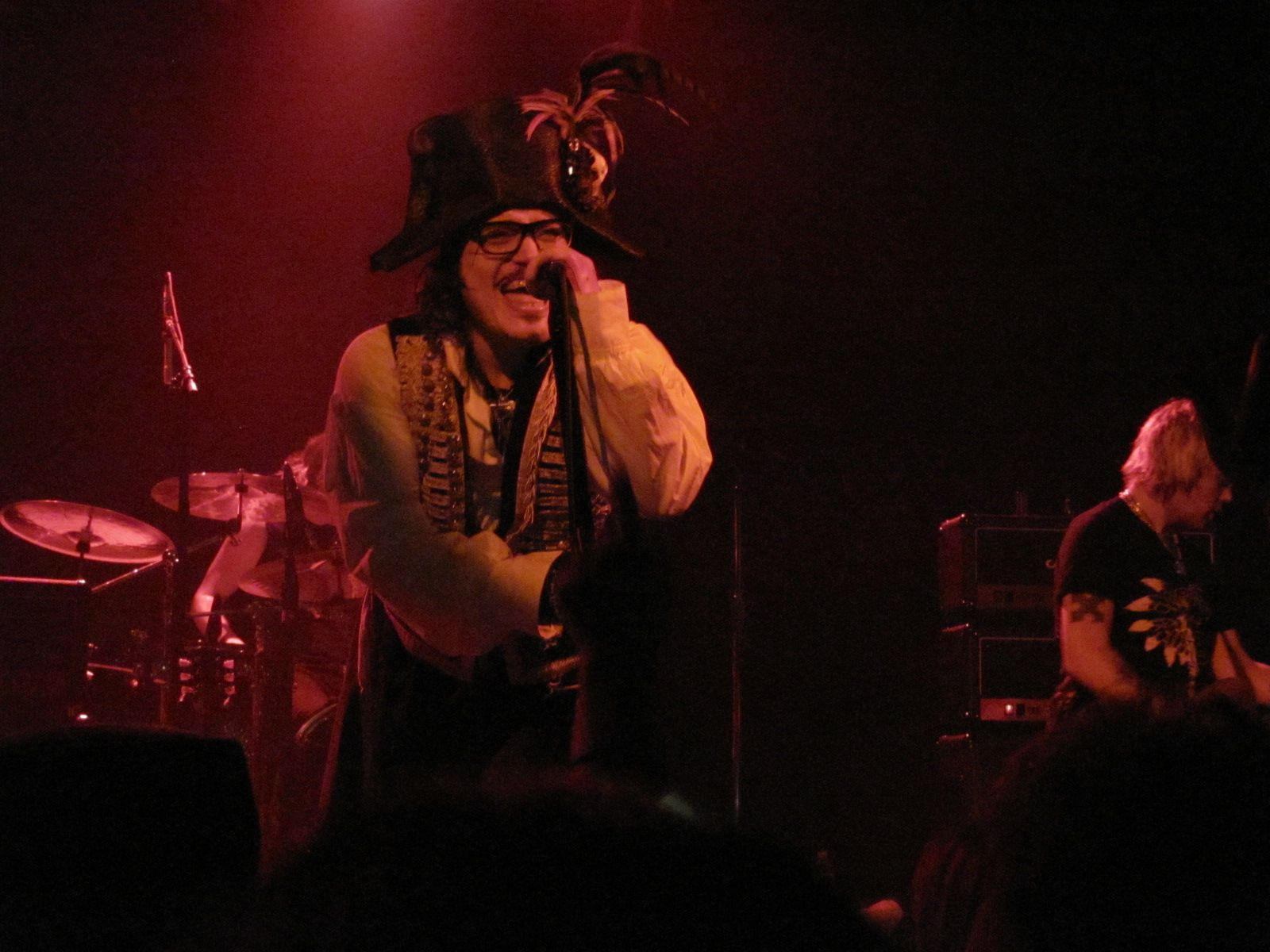 Adam Ant, Irving Plaza