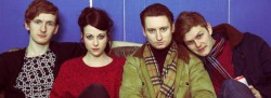 Post War Glamour Girls by Emily Marlow